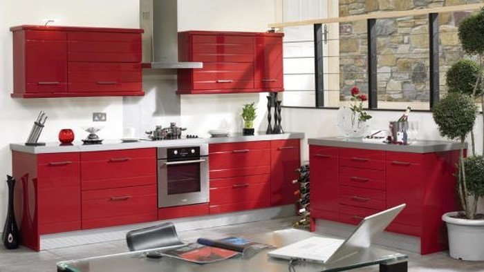k che in rot gestalten das sinnliche rot. Black Bedroom Furniture Sets. Home Design Ideas