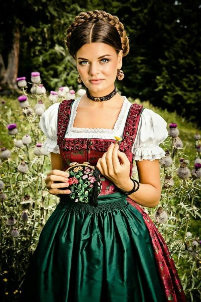 Oktoberfest-Kleidung-Damen-für-elegante-Frauen