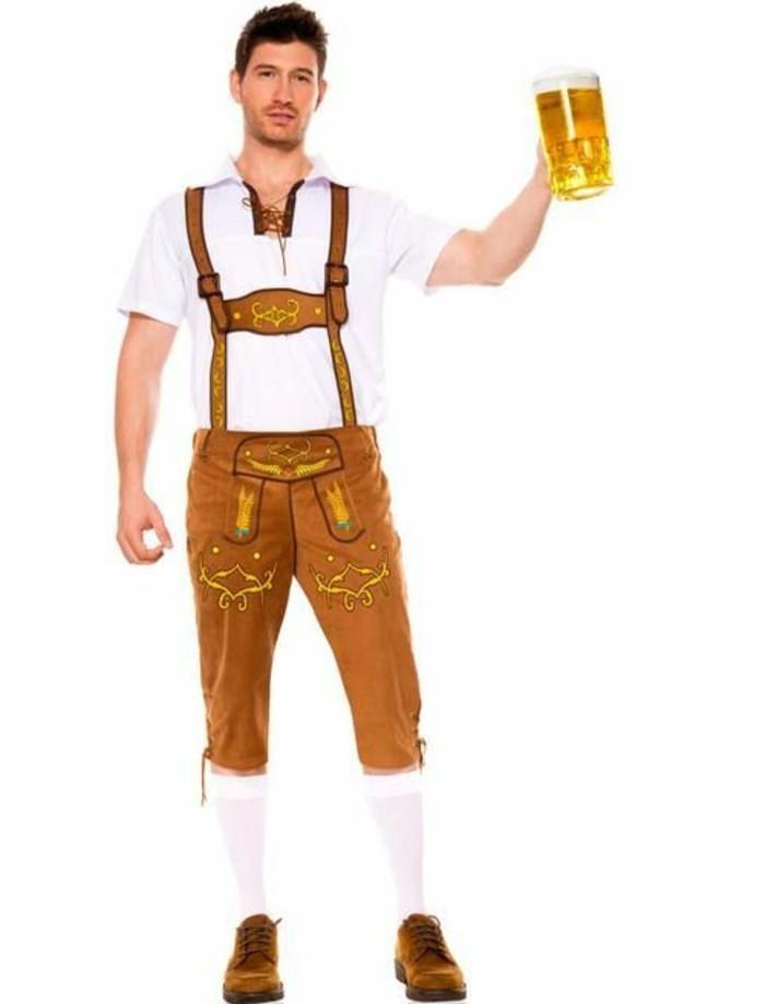 Oktoberfest-Kleidung-Herren-Prost-sagen