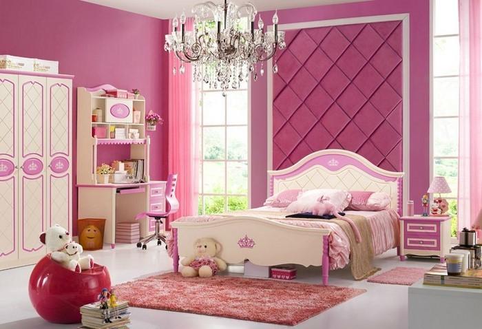 Schlafzimmer Gestalten Rosa ~ Kreative Deko-ideen Und Innenarchitektur Schlafzimmer Farblich Gestalten Lila