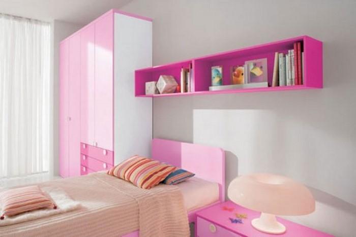 rosa schlafzimmer gestalten ihr traumhaus ideen. Black Bedroom Furniture Sets. Home Design Ideas