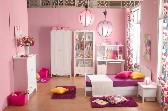 Schlafzimmer-farblich-gestalten-mit-Rosa-Eine-außergewöhnliche ...