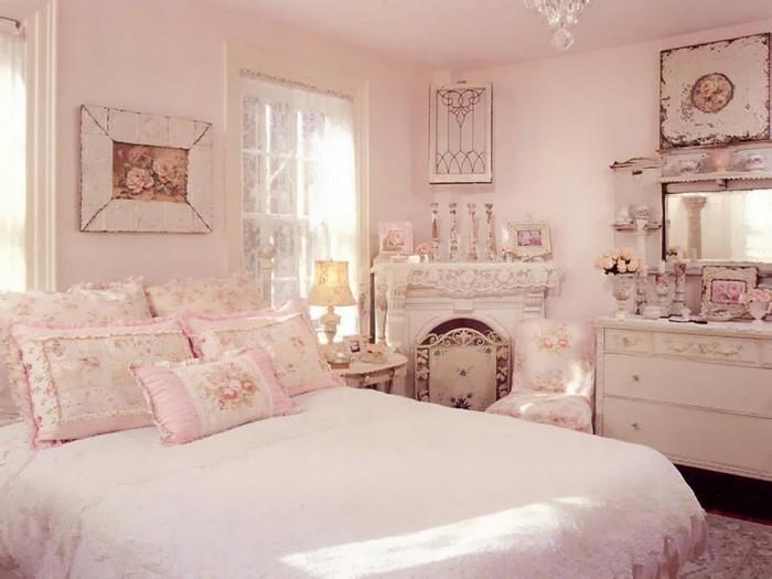 schlafzimmer farblich gestalten mit rosa eine auffllige entscheidung - Rosa Schlafzimmer Gestalten