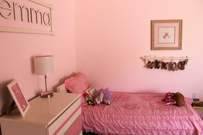 schlafzimmer gestalten rosa ~ kreative deko-ideen und innenarchitektur - Schlafzimmer Pink Braun