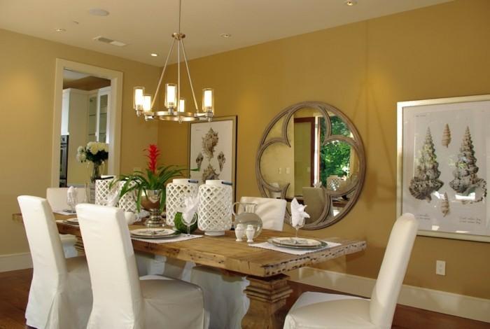Antike spiegel ausgefallene dekoration f r das zimmer for Esszimmer spiegel