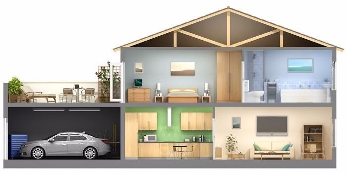 automatische haussteuerung ein schneller blick nach. Black Bedroom Furniture Sets. Home Design Ideas