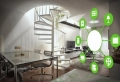 Automatische Haussteuerung – ein schneller Blick nach Hause!