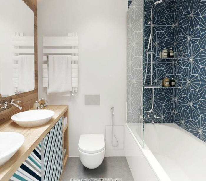 54 Badezimmer Beispiele Für Richtige Gestaltung ...