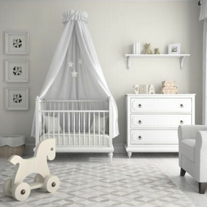 babyzimmer einrichten ideen junge tipps f r die. Black Bedroom Furniture Sets. Home Design Ideas