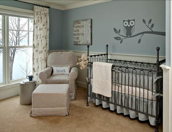 Babyzimmer wandgestaltung  Chestha.com | Wandgestaltung Design Babyzimmer