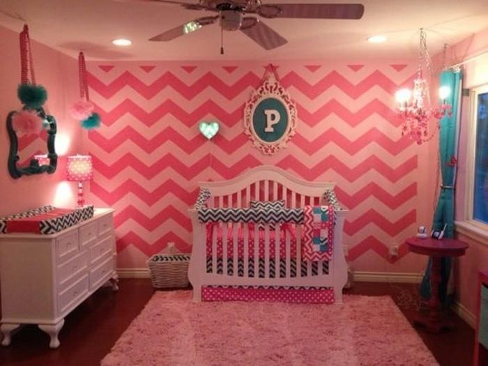 babyzimmer einrichten w nde grau rot kreative ideen f r. Black Bedroom Furniture Sets. Home Design Ideas