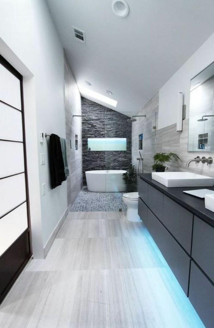 54 badezimmer beispiele f r richtige gestaltung. Black Bedroom Furniture Sets. Home Design Ideas