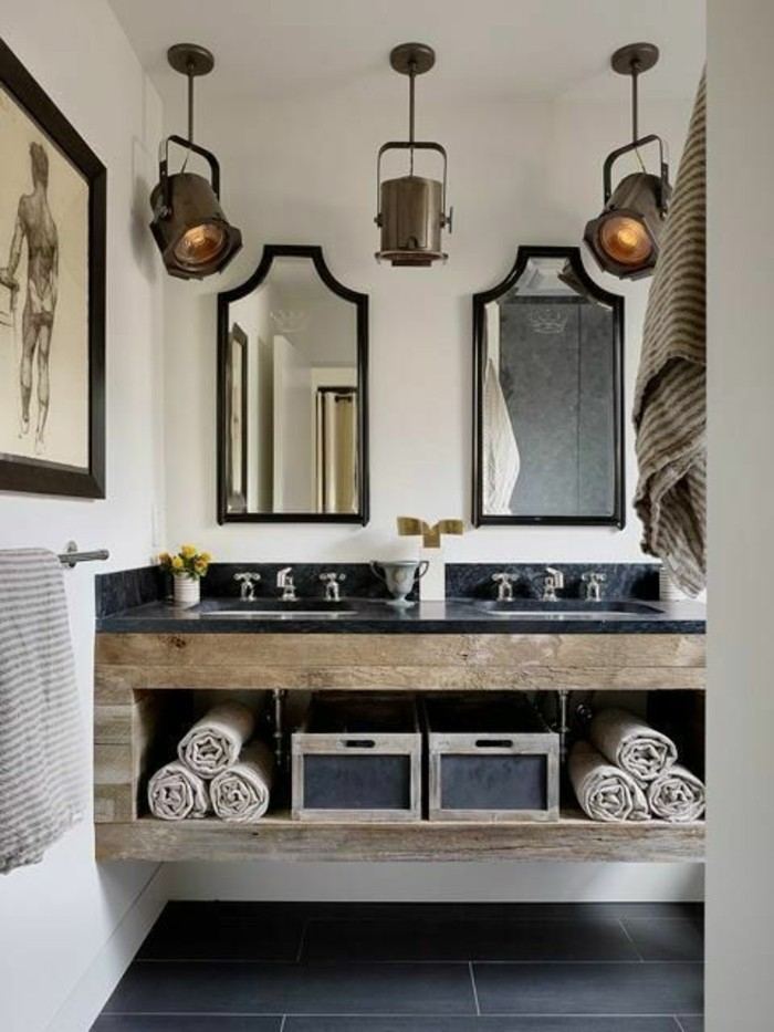 badezimmer-vorschlage-mit-interessante-leuchte