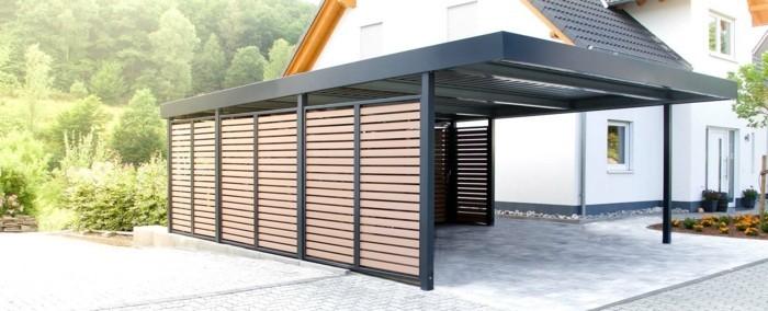 carport selber bauen mehr als 70 ideen und bauanleitungen