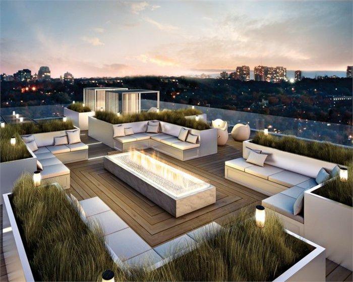 60 Ideen, wie Sie die Terrasse dekorieren können - Archzine.net