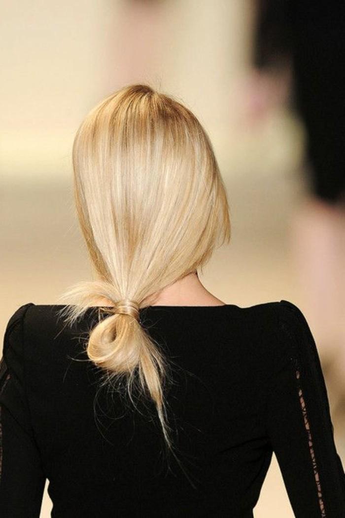 elegante-frisuren-selber-machen-haarfrisuren-selber-machen