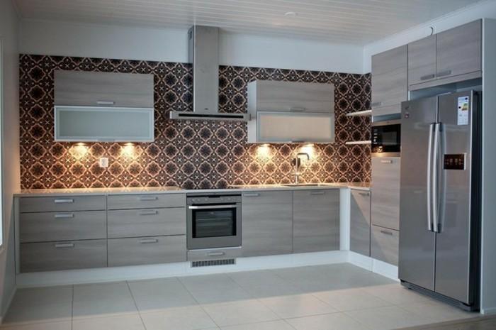 fliesen mit muster kreative deko ideen und innenarchitektur. Black Bedroom Furniture Sets. Home Design Ideas