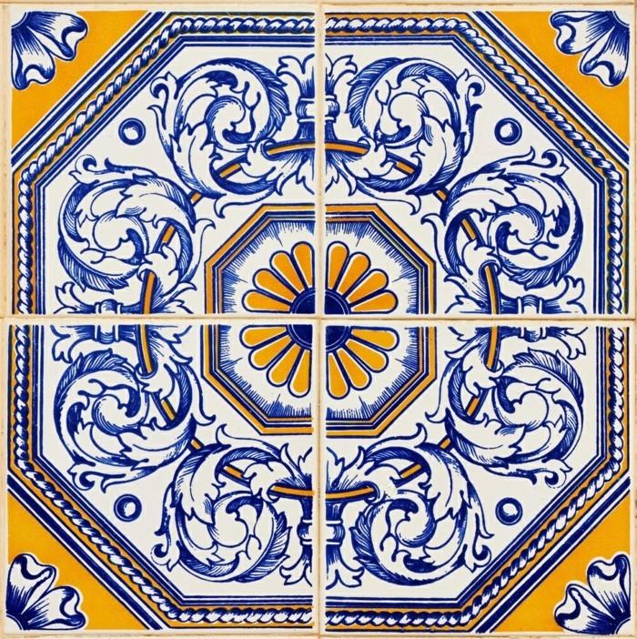 fliesen-renovieren-in-gelb-und-blau