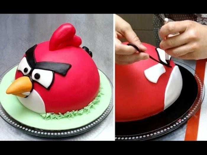 fondant-selber-machen-torten-dekorieren-angry-birds