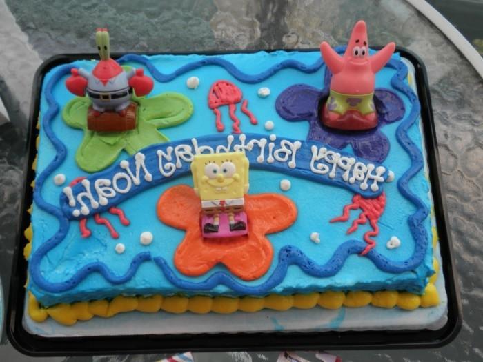 fondant-selber-machen-torten-dekorieren-spongebob