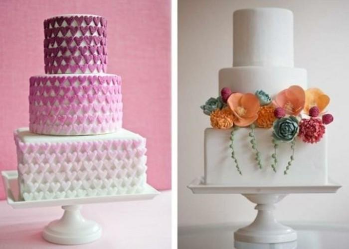 fondant-selber-machen-torten-dekorieren-zwei-elegante-ideen
