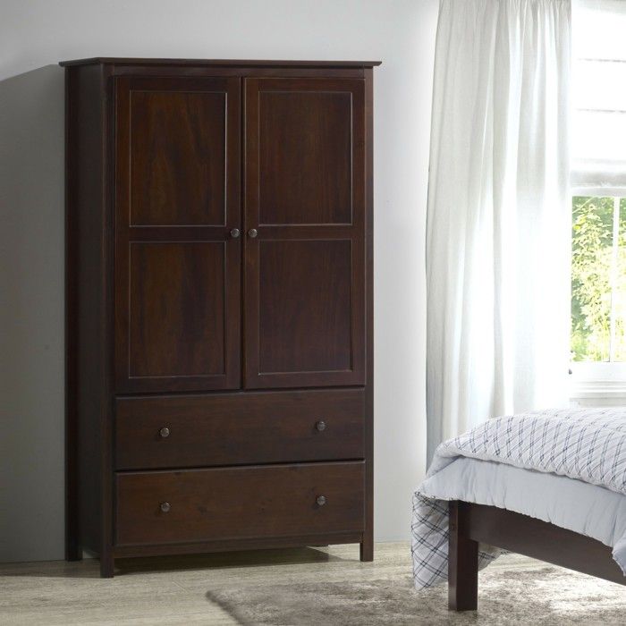 garderobe selber bauen so geht 39 s. Black Bedroom Furniture Sets. Home Design Ideas