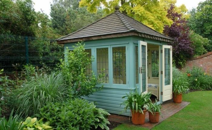 gartenhaus selber bauen ausgefallenes gartenhaus selber bauen. Black Bedroom Furniture Sets. Home Design Ideas