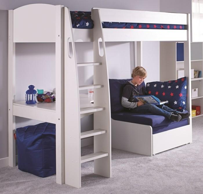 hochbett-selber-bauen-ausgefallene-hochbetten-für-kinder