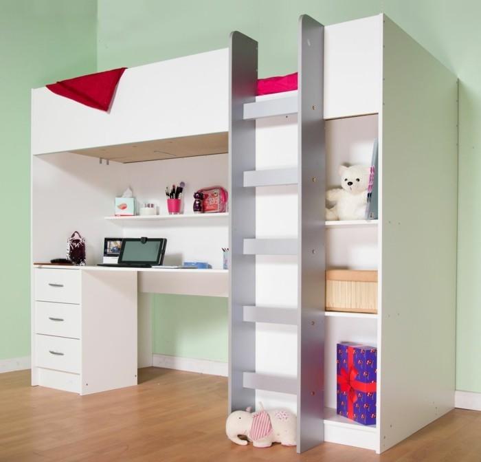 kinderhochbett selber bauen m bel ideen innenarchitektur. Black Bedroom Furniture Sets. Home Design Ideas
