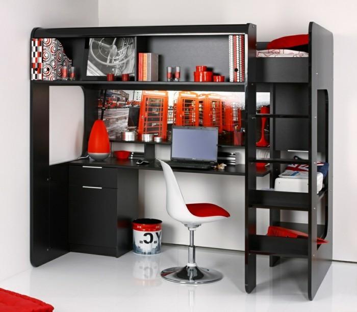 hochbett-selber-bauen-eine-der-besten-ideen-für-ein-hochbett