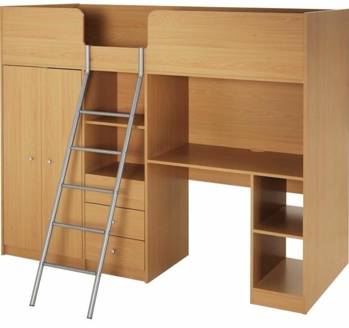 hochbett ideen die besten 17 ideen zu hochbett bauen auf. Black Bedroom Furniture Sets. Home Design Ideas