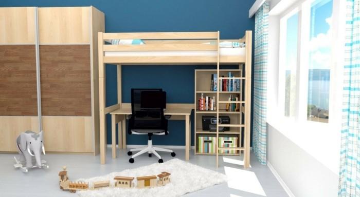 hochbett selbst bauen die besten 25 hochbett selber bauen ideen auf pinterest hochbett selber. Black Bedroom Furniture Sets. Home Design Ideas