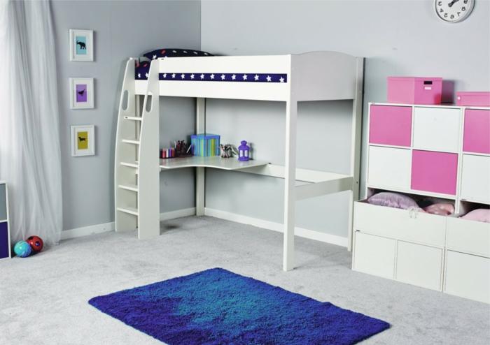 hochbett mit selber bauen kallax with hochbett mit selber. Black Bedroom Furniture Sets. Home Design Ideas