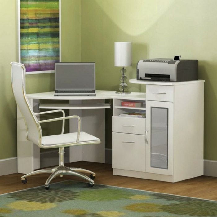 home office einrichten so funktioniert effizientes arbeiten und digitale vernetzung. Black Bedroom Furniture Sets. Home Design Ideas