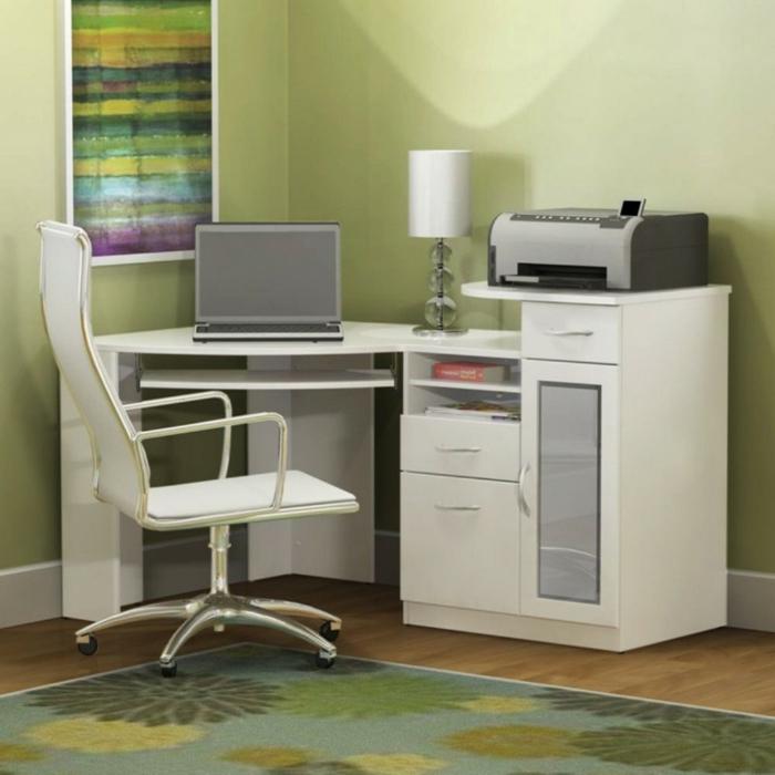 home office einrichten so funktioniert effizientes. Black Bedroom Furniture Sets. Home Design Ideas