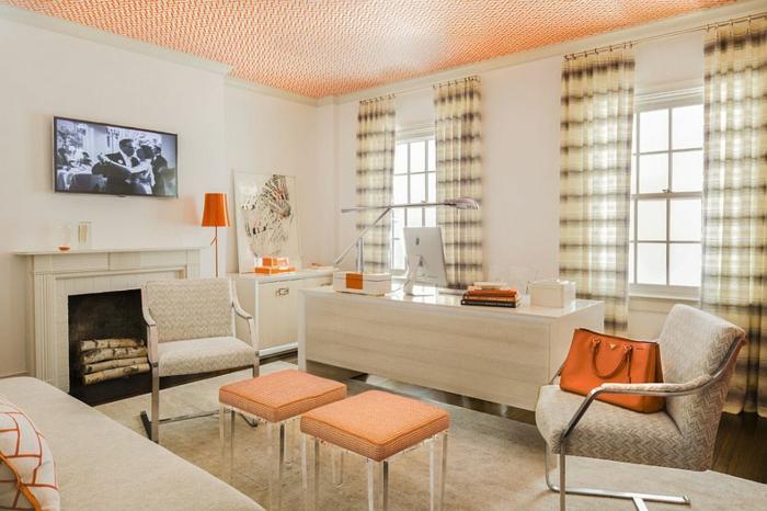 home-office-einrichten-orange-elemente-fur-mehr-kreativitat