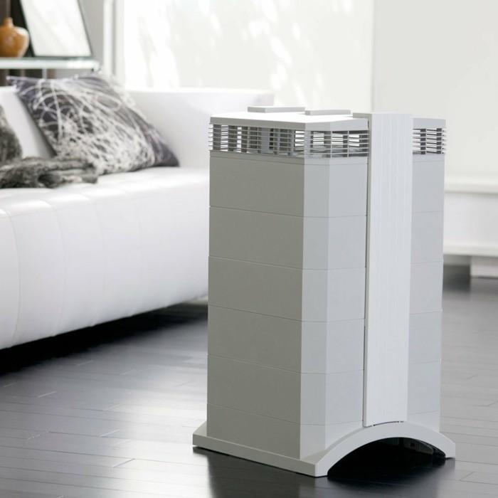 interieur-mit-klimatechnik-design-luftreiniger