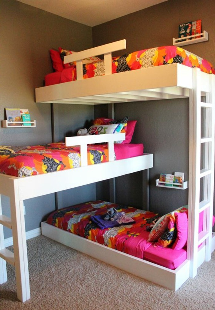 betten fur kleine kinderzimmer feng shui kinderzimmer planen einrichten 10 tipps. Black Bedroom Furniture Sets. Home Design Ideas