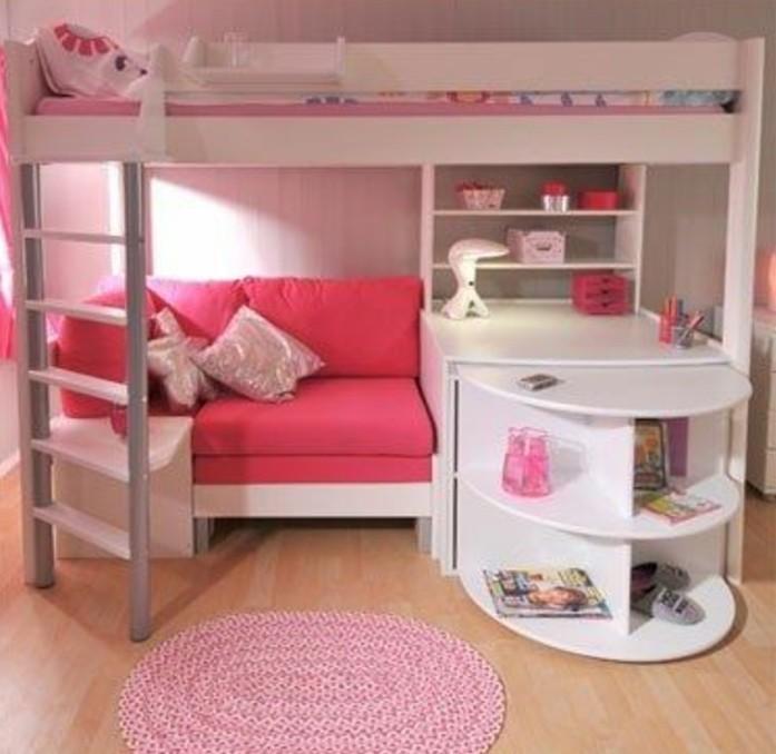 Grune Wandfarbe Fur Kinderzimmer : kinderzimmerfurmadchenmitlilabett