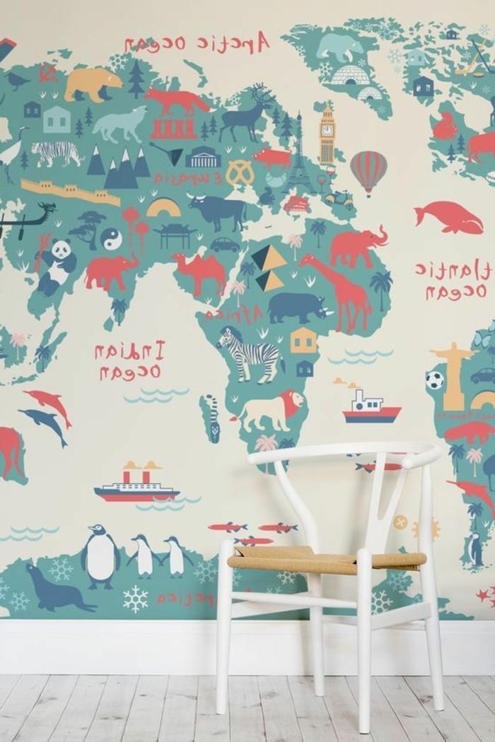 Wandgestaltung Kinderzimmer Tiere :  wandgestaltung  Kinderzimmerwandgestaltungwandmittiere