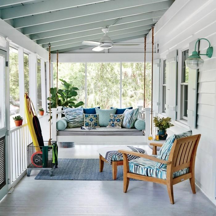 landhaus deko wei interessante ideen f r. Black Bedroom Furniture Sets. Home Design Ideas