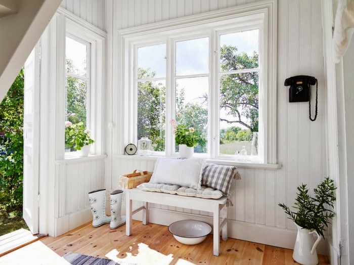 1001 ideen f r landhaus deko f r ein gem tliches zuhause for Skandinavien deko