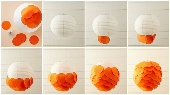 laternen-basteln-anleitung-in-oranger-farbe