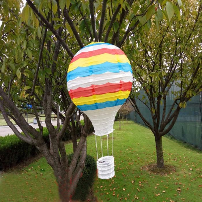 54 ideen f r lustiges laternen basteln mit kindern for Regenbogen dekoration