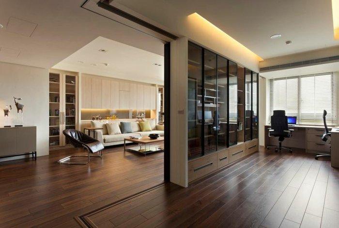 Mobile Raumteiler Wohnzimmer : mobile-raumteiler-ganz-massiv