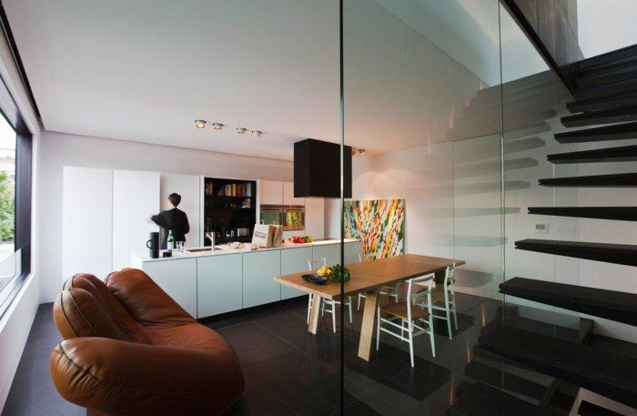 Feste Trennwand elegant design Ideen Kimberley Seldon Group