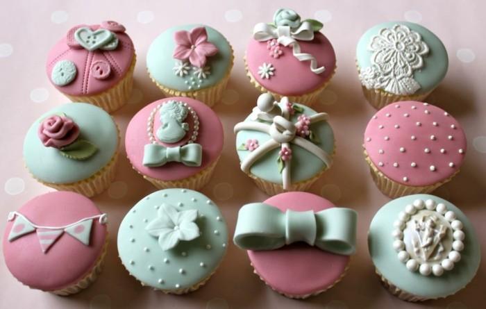 muffins-dekorieren-baby-geburtstag-uberraschung