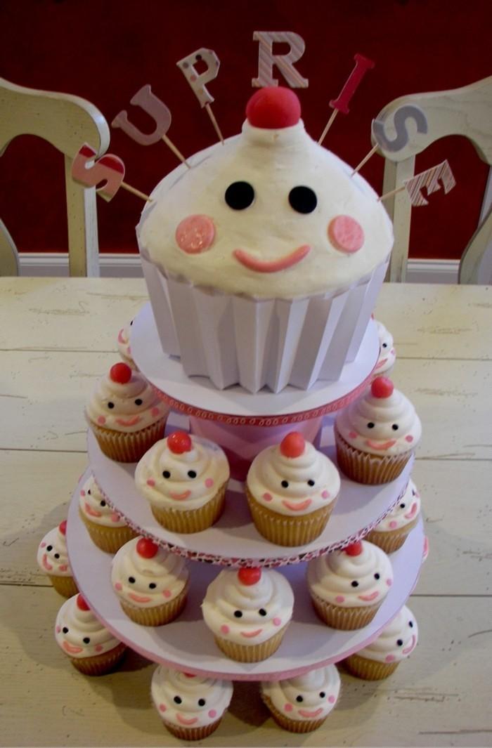 muffins-dekorieren-geburtstag-party-uberraschung