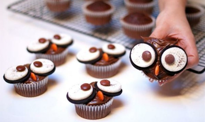 muffins dekorieren 135 bilder zu jedem anlass. Black Bedroom Furniture Sets. Home Design Ideas