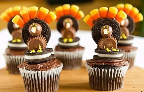 Muffins dekorieren 135 bilder zu jedem anlass - Halloween muffins deko ...